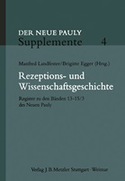 Der Neue Pauly - Supplemente