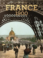 Frankreich um 1900. France around 1900