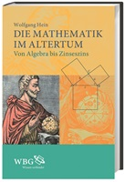 Die Mathematik im Altertum