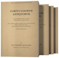 Corpus Vasorum Antiquorum. United States of America