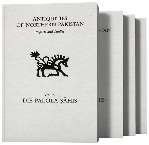 Antiquities of Northern Pakistan (ANP)